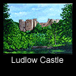 painting of Ludlow Castle